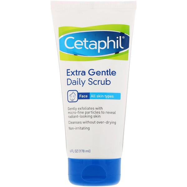 Extra Gentle Daily Scrub, 6 fl oz (178 ml)