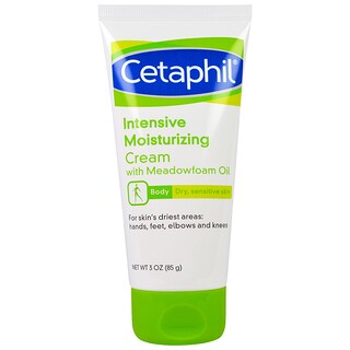 Cetaphil, Intensive Moisturizing Cream with Meadowfoam Oil, 3 oz (85 g)