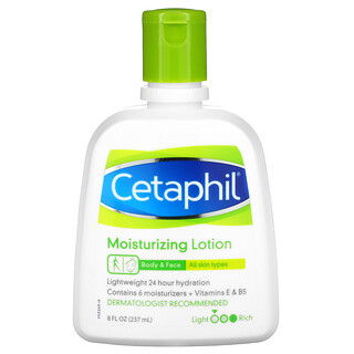 Cetaphil, Moisturizing Lotion, 8 fl oz (237 ml)
