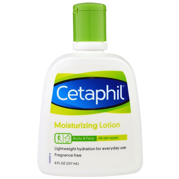 Cetaphil, Moisturizing Lotion, 8 fl oz (237 ml)