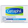 Cetaphil, Deep Cleansing Bar, 4.5 oz (127 g)