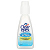 Clear Eyes, Triple Action, Lubricant/Redness Reliever Eye Drops, 0.5 fl oz (15 ml)