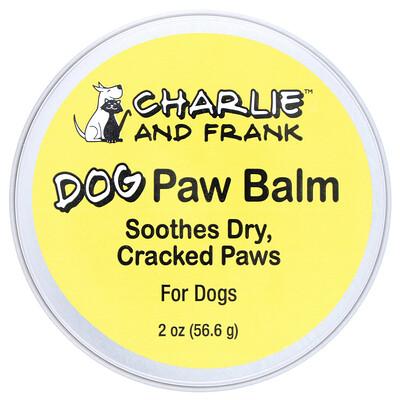 Купить Charlie & Frank Бальзам для лап собаки, 56, 6г (2унции)