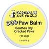 Charlie & Frank, Dog Paw Balm, 2 oz (56.6 g)