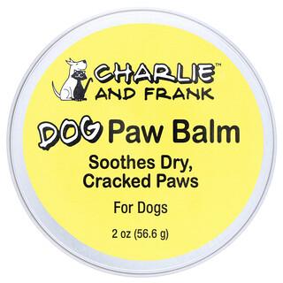 Charlie & Frank, 寵物狗專用腳掌膏,2 盎司(56.6 克)