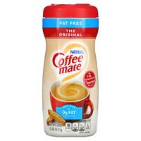 Coffee Mate, Powder Coffee Creamer, Fat Free, Original, 16 oz (453.5 g)