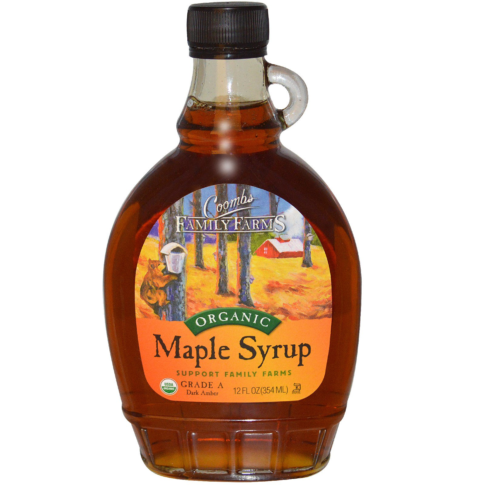 Where to buy organic maple syrup
