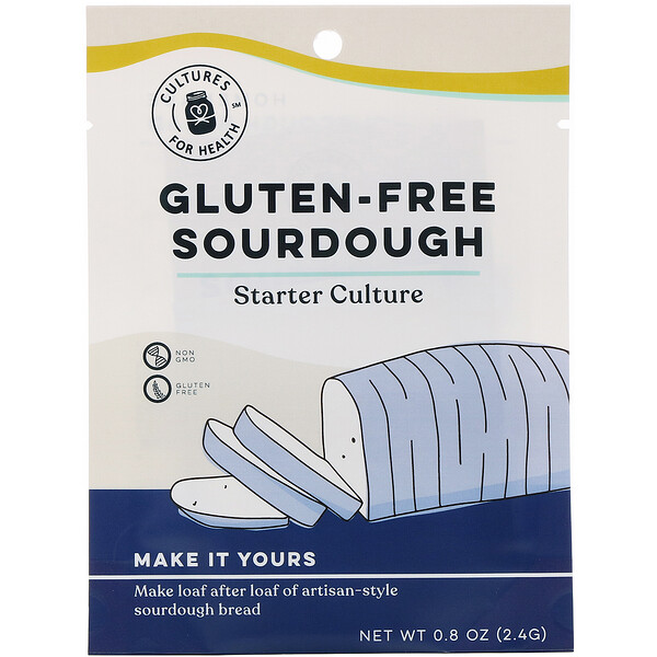 Gluten-Free Sourdough , 1 Packet, .08 oz (2.4 g)