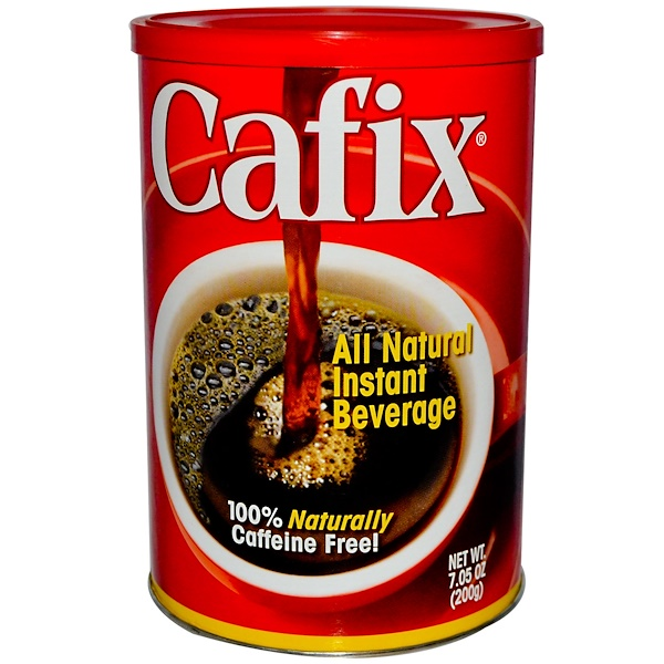 Cafix, All Natural Instant Beverage, Caffeine Free, 7.05 oz (200 g)