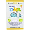 California Gold Nutrition, Children's DHA, Strawberry-Lemon Flavor, 525 mg Omega-3s, 8 fl oz (237 ml) (Discontinued Item)