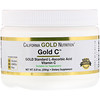 California Gold Nutrition, Gold C, Vitamin C, Ascorbic Acid, 8.81 oz (250 g)