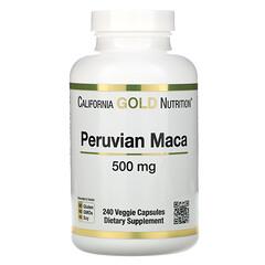 Now Foods, Мака, необработанная, 750 мг, 90 растительных капсул - iHerb