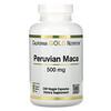 California Gold Nutrition, Peruvian Maca, 500 mg, 240 Veggie Caps