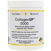 California Gold Nutrition, Collagen UP™ 5000, Marine-Sourced Collagen Peptides + Hyaluronic Acid & Vitamin C, 16.26 oz (461 g)
