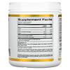 California Gold Nutrition, CollagenUP, Collagène marin hydrolysé + Acide hyaluronique + VitamineC, Sans arôme, 206g