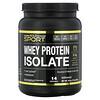 California Gold Nutrition, SPORT, изолят сывороточного протеина, 454г (1фунт, 16унций)