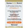 Liposomal Vitamin C, Natural Orange Flavor, 1000 mg, 30 Packets, 0.2 oz (5.7 ml) Each