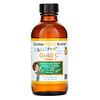 California Gold Nutrition, GoldC, VitaminaC líquida para niños, Verificada por la farmacopea de EE.UU. (USP), Sabor a naranja ácida, 118ml (4oz.líq.)