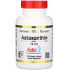 California Gold Nutrition, Astaxanthin, AstaLif Pure Icelandic, 12 mg, 120 Veggie Softgels