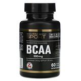 California Gold Nutrition, Порошок BCAA, AjiPure®, аминокислоты с разветвленными цепями, 454г (16унций) - iHerbcheckoutarrow