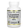 California Gold Nutrition, L-Carnitine Fumarate, European Sourced, Alfasigma, 885 mg, 60 Veggie Caps