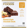 California Gold Nutrition, Foods, Peanut & Dark Chocolate Chunk, 12 Bars, 1.4 oz (40 g) Each
