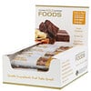 California Gold Nutrition, Foods, Barritas de maní con trozos de chocolate amargo, 12 Barritas, 40 g (1,4 oz) cada una