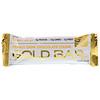California Gold Nutrition, Gold Bar, Peanut Dark Chocolate Chunk, 12 Bars, 1.4 oz (40 g) Each