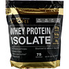 California Gold Nutrition, SPORT, Whey Protein Isolate, Unflavored, 90% Protein, Fast Absorption, Easy to Digest, Single Source Grade A Wisconsin, USA Dairy, 75 Servings, 5 lbs (2270 g)