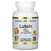 California Gold Nutrition, Lutein with Zeaxanthin, Lutein mit Zeaxanthin, 10mg, 120pflanzliche Weichkapseln