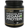 California Gold Nutrition, Vegan Protein with Pomegranate, Acai & a Hint of Chocolate, No Soy, 17.99 oz (510 g)