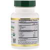 California Gold Nutrition, Organic Spirulina, 500 mg, 60 Tablets