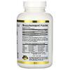 California Gold Nutrition, пептиди гідролізованого колагену типів 1 та 3, 250 плюс вітамін С, 250таблеток
