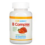 Solgar, комплекс витаминов группы B «100», 100 растительных капсул - iHerb