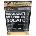 California Gold Nutrition, Whey Protein Isolate, Dark Chocolate, 2 lbs (908 g)