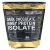 California Gold Nutrition, Dark Chocolate Whey Protein Isolate, 5 lbs (2270 g)