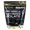 California Gold Nutrition, SPORT - Very Vanilla Whey Protein Isolate, 2 lbs (908 g)