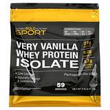 Dymatize Nutrition, ISO100 المتحلل مائيًا، بروتين مصل اللبن المعزول 100%، بنكهة حلوى البراوني، 5 أرطال (2.3 كجم) - iHerb