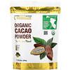 California Gold Nutrition, Superfoods, органический какао-порошок, 240г (8,5унции)