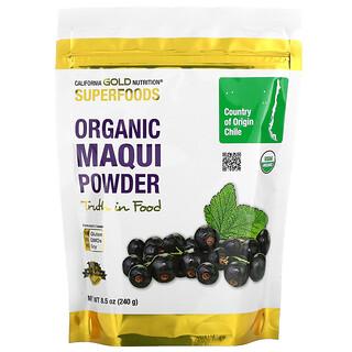 California Gold Nutrition, Superfoods, Bio-Maquipulver, 240g (8,5 oz.)