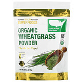 Navitas Organics, Organic Wheatgrass Juice Powder, 1 oz (28 g) - iHerb