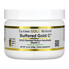 California Gold Nutrition, Buffered Gold C, Non-Acidic Vitamin C Powder, Sodium Ascorbate, 8.40 oz (238 g)