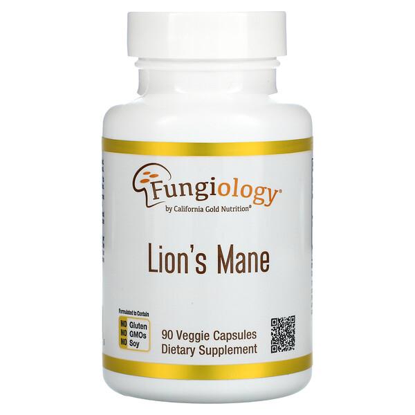 Lion's Mane, 90 Veggie Capsules