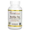 California Gold Nutrition, Fungiology، مركب MushRex الإضافي، مركب الفطر كامل الطيف، معتمد لكونه منتج عضوي، Immune Assist Micron، عدد 120 كبسولة نباتية