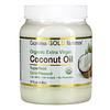 California Gold Nutrition, Cold-Pressed Organic Extra Virgin Coconut Oil, 54 fl oz (1.6 L)