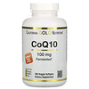 California Gold Nutrition, CoQ10, 100 mg, 360 Veggie Softgels