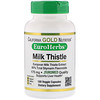 California Gold Nutrition, Milk Thistle Extract, 80% Silymarin, EuroHerbs, Clinical Strength, 180 Veggie Capsules