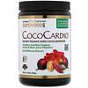 CocoCardio, Certified Organic Instant Dark Cocoa Beverage with Beet Juice & Hibiscus, 7.93 oz. (225 g)