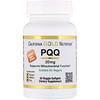 California Gold Nutrition, PQQ, 20 mg, 30 Pflanzliche Weichkapseln