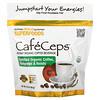 California Gold Nutrition, CafeCeps 有机速溶咖啡,有机认可,含虫草和灵芝粉,3.5 盎司(100 克)